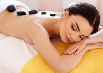 Alpine Hot Stone Massage