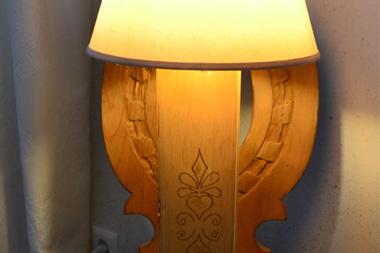 Zirbenlampen
